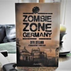 Zombie-Zone-Germany-Buchcover: Regierungsgebäude in Berlin