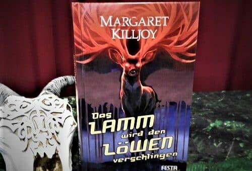 """Cover von """"Das Lamm wird den Löwen verschlingen"""" von Margaret Killjoy"""