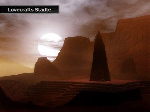 Wüstenstadt bei Lovecraft